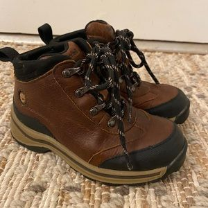 Little Boy Timberland Boots size 10.5